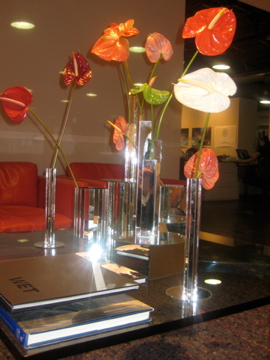Uncouth Gourmands, Flower Arrangement, Josie Mora