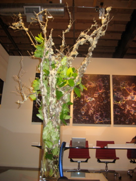 Uncouth Gourmands, Flower arrangements, ugs, Josie Mora