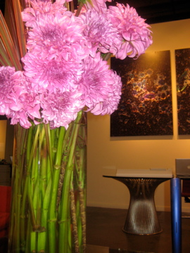 Uncouth gourmands, UGs, flower arrangement