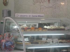 desserts by Carnie Wilson