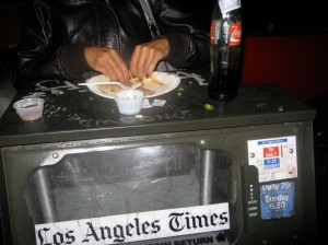 Taco Truck Los Angeles Times - Uncouth Gourmand