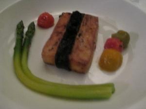 tofu asparagus