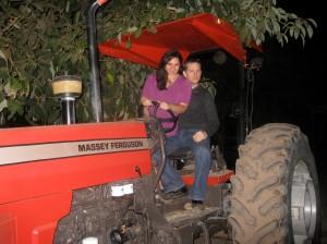 carina tractor