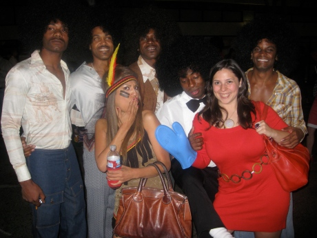 Jackson 5 costumes