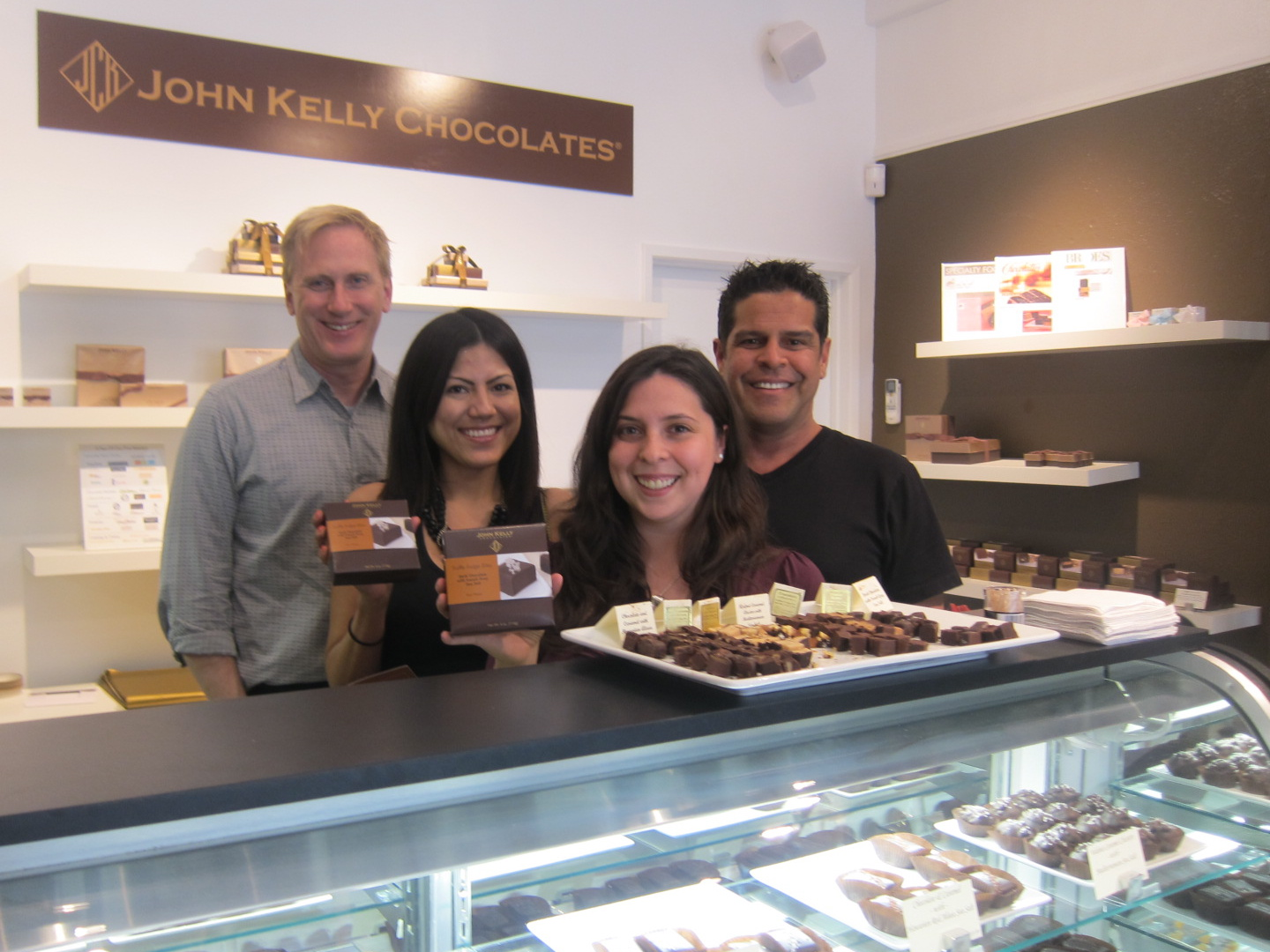 Oh My Fudge God: John Kelly Chocolates | uncouth gourmands' blog